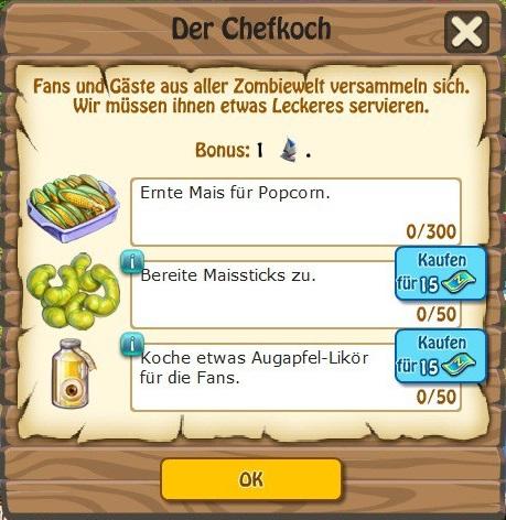 Rulette Chefkoch